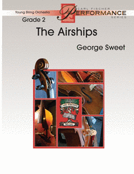 The Airships Sheet Music by George Sweet