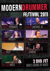 Modern Drummer Festival 2011 Sheet Music by Various
