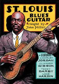 St. Louis Blues Guitar Sheet Music by John Miller