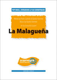 La Malaguena Sheet Music by Elpidio Ramirez