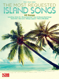 The Most Requested Island Songs Sheet Music by Various