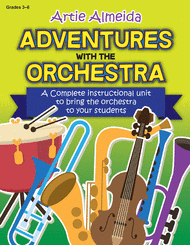 Adventures with the Orchestra Sheet Music by Artie Almeida