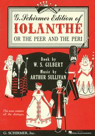 Iolanthe Sheet Music by Gilbert and Sullivan