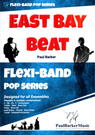East Bay Beat (Flexi-Band Score & Parts) Sheet Music by Paul Barker