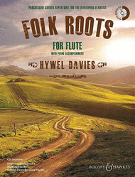 Folk Roots for Flute Sheet Music by Various