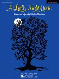A Little Night Music Sheet Music by Stephen Sondheim