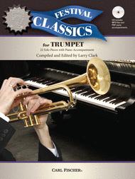 Festival Classics for Trumpet Sheet Music by Edwin Goldman