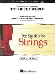 Top of the World Sheet Music by John Bettis