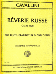 Reverie Russe Sheet Music by Ernesto Cavallini