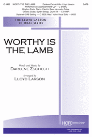 Worthy Is the Lamb Sheet Music by Darlene Zschech