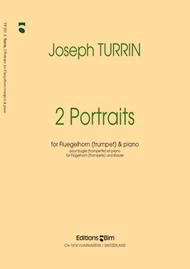 2 Portraits Sheet Music by Joseph Turrin