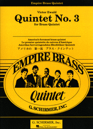 Quintet No. 3 Sheet Music by Empire Brass