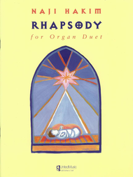 Rhapsody Sheet Music by Naji Hakim