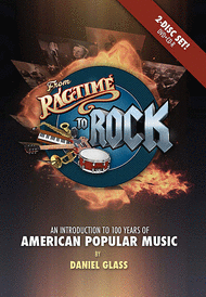 From Ragtime to Rock Sheet Music by Daniel Glass