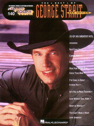 E-Z Play Today #140 - The Best of George Strait Sheet Music by George Strait