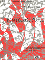 Pentecost Suite Sheet Music by Walter Pelz
