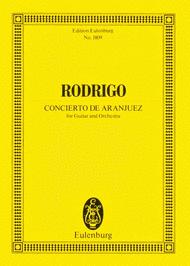 Concierto de Aranjuez Sheet Music by Joaquin Rodrigo