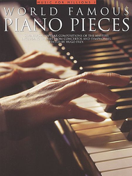 World Famous Piano Pieces Sheet Music by Hugo Frey