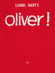 Oliver! - Vocal Score Sheet Music by Lionel Bart