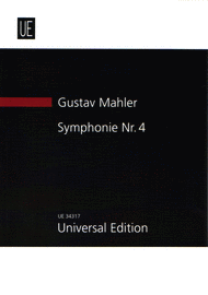 Symphony No.4 Sheet Music by Gustav Mahler