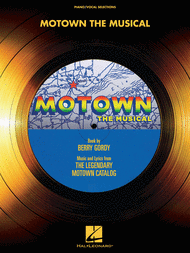 Motown: The Musical Sheet Music by Berry Gordy