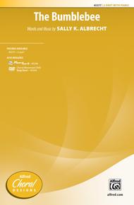 The Bumblebee Sheet Music by Sally K. Albrecht
