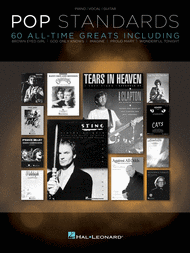 Pop Standards Sheet Music by Various