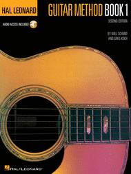 Hal Leonard Guitar Method Book 1 Sheet Music by Greg Koch