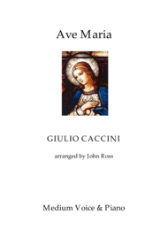 Ave Maria (Medium voice