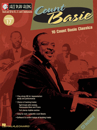 Count Basie - Volume 17 Sheet Music by Count Basie