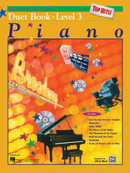 Alfred's Basic Piano Course Top Hits! Duet Book