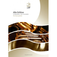 Alte Schloss Sheet Music by Moussorgsky / arr. Caluwaerts