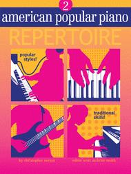 American Popular Piano - Repertoire Sheet Music by Scott McBride Smith