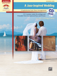 A Jazz-Inspired Wedding Sheet Music by Craig Curry