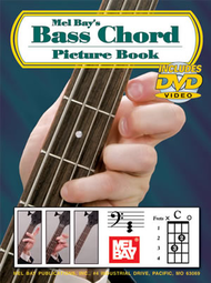 Bass Chord Picture Book Sheet Music by William Bay