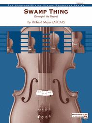 Swamp Thang Sheet Music by Richard Meyer