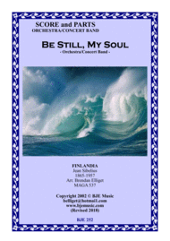 Be Still My Soul (Finlandia) - Orchestra or Mixed Ensemble Sheet Music by Jean Sibelius