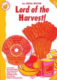 Lord Of The Harvest Sheet Music by Sheila Wilson