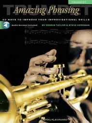 Amazing Phrasing - Trumpet Sheet Music by Dennis Taylor