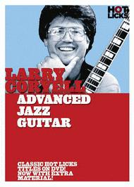 Larry Coryell - Advanced Jazz Guitar Sheet Music by Larry Coryell