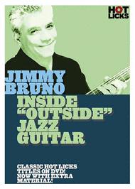 Jimmy Bruno - Inside Outside Jazz Guitar Sheet Music by Jimmy Bruno