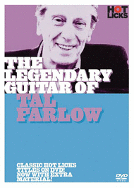The Legendary Guitar of Tal Farlow Sheet Music by Tal Farlow