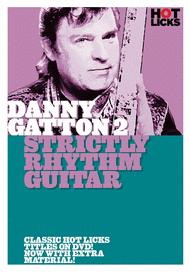 Danny Gatton 2 - Strictly Rhythm Guitar Sheet Music by Danny Gatton