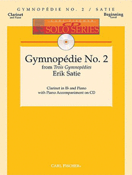 Gymnopedie No. 2 Sheet Music by Erik Satie