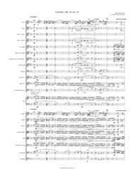 Rachmaninoff - Vocalise  (flex orchestra ensemble) Sheet Music by Sergei Rachmaninoff
