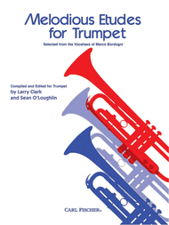 Melodious Etudes For Trumpet Sheet Music by Giovanni Marco Bordogni