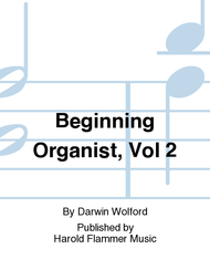 Beginning Organist