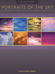 Portraits of the Sky Sheet Music by Randall Hartsell