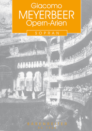 Opern-Arien for Soprano Sheet Music by Giacomo Meyerbeer