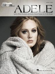 Adele - Strum & Sing Guitar Sheet Music by Adele